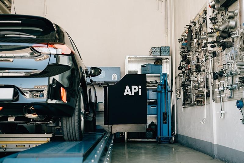 API Fahrzeugvermessung