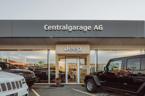 Central Garage Thun