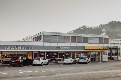 Auto Bettschen Thun-Steffisburg