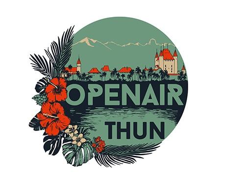 Logo Openair Thun