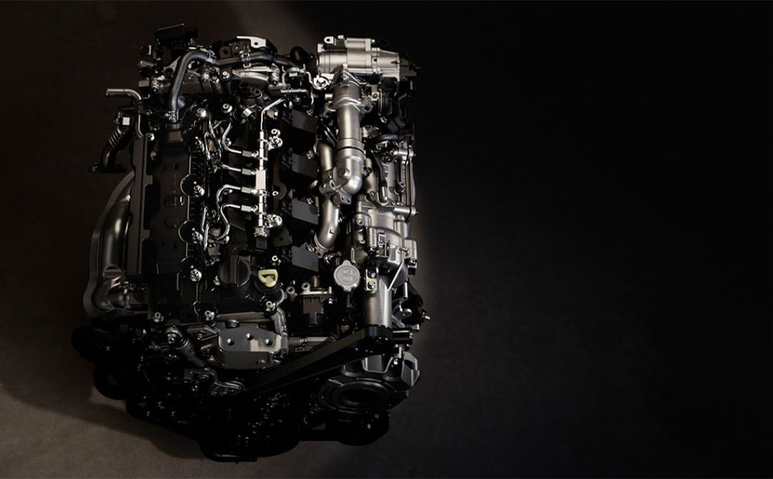 Skyactiv X Motor