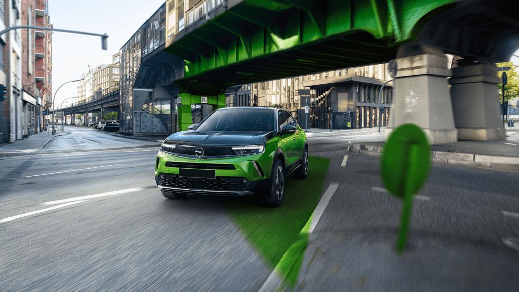 New Opel Mokka